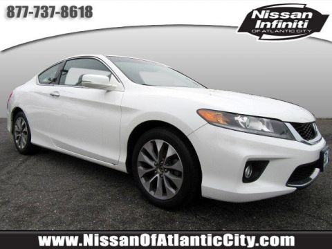 Pre-Owned 2013 Honda Accord Cpe EX FWD 2dr Car