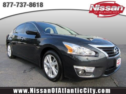 Pre-Owned 2015 Nissan Altima 2.5 SV FWD 4dr Car
