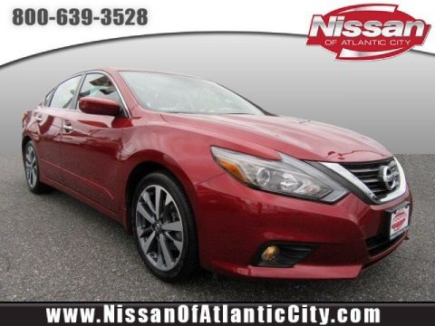 Certified Pre-Owned 2016 Nissan Altima 2.5 SR FWD 4D Sedan