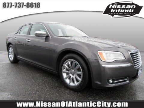 Pre-Owned 2013 Chrysler 300 300C With Navigation