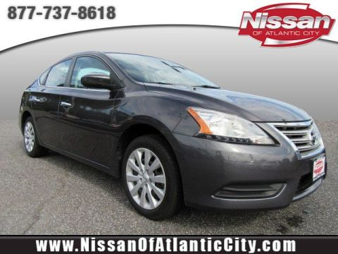 Pre-Owned 2014 Nissan Sentra SV FWD 4dr Car