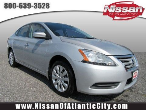 Pre-Owned 2014 Nissan Sentra SV FWD 4D Sedan