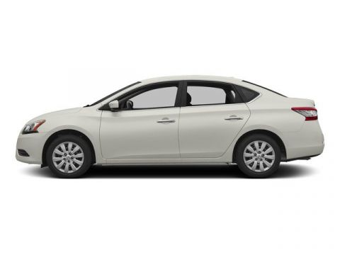 New 2015 Nissan Sentra S FWD 4dr Car