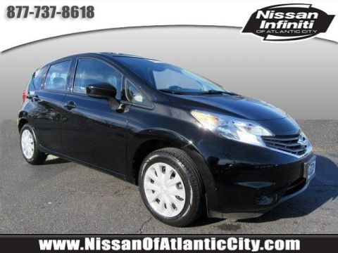 Pre-Owned 2015 Nissan Versa Note SV FWD Hatchback
