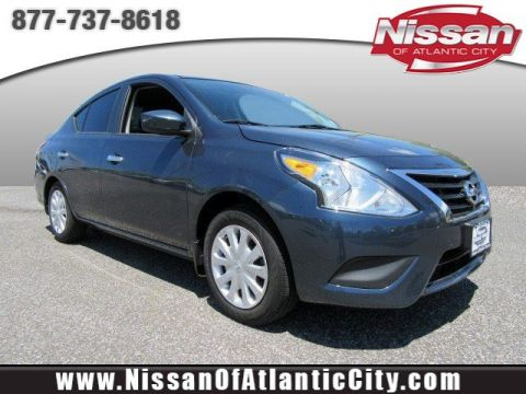 Pre-Owned 2015 Nissan Versa SV FWD 4dr Car