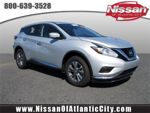 Certified Pre-Owned 2015 Nissan Murano S 4D Sport Utility in Egg ...