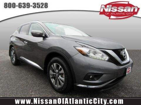 Certified Pre-Owned 2015 Nissan Murano SV AWD