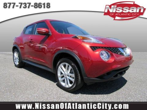 Pre-Owned 2016 Nissan JUKE S AWD