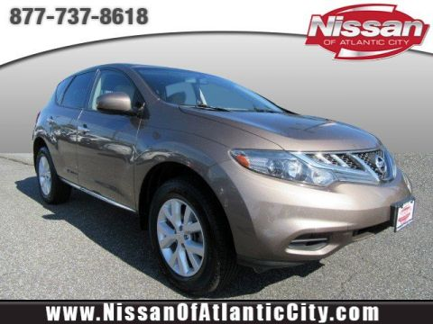 Pre-Owned 2014 Nissan Murano S Front Wheel Drive Sport Utility