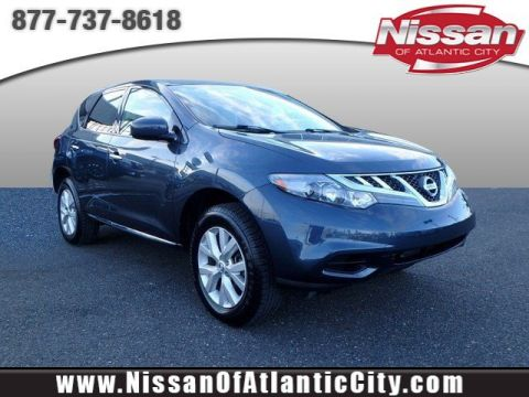 Certified Pre-Owned 2014 Nissan Murano S AWD