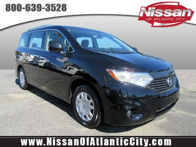 Certified Pre-Owned 2015 Nissan Quest 3.5 S