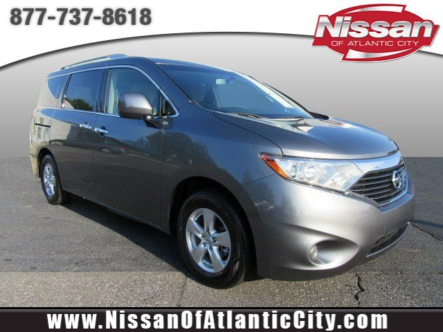 Pre-Owned 2016 Nissan Quest SV