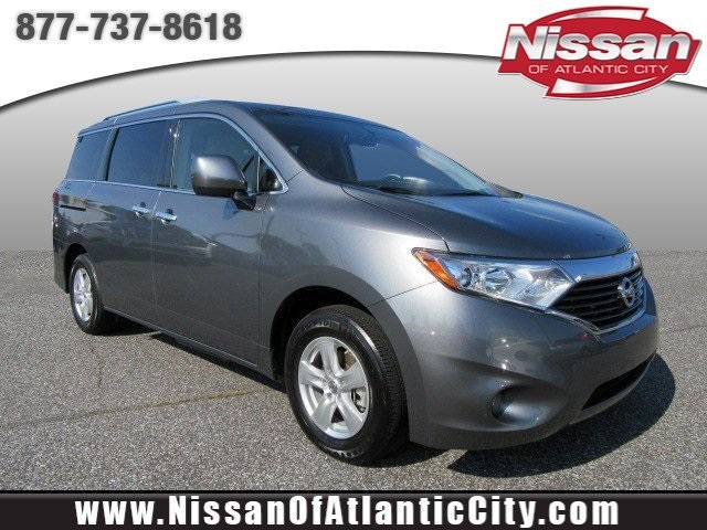 Pre-Owned 2016 Nissan Quest 3.5 SV